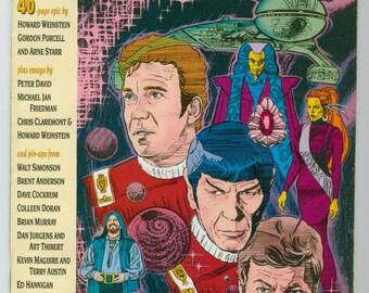 Star Trek Comic Book, Original Series, Number 24 October 1991, DC Comics