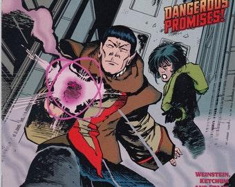Vintage Star Trek Comic Book, Star Trek Original Series, Number 68, February 1995, DC Comics