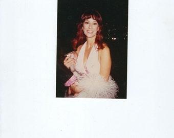 Vintage Denise Alexander 3 1/2 by 5 Color Photograph