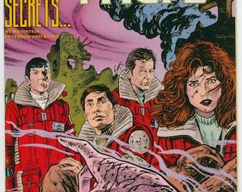 Vintage Star Trek Comic Book, Star Trek Original Series, Number 27, January 1992, DC Comics