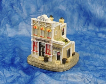 Vintage Liberty Falls Clara's Bakery AH00 By The Americana Collection, 1993, Clara Goodfriend