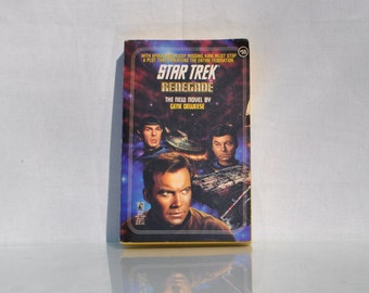 Star Trek The Renegade #55 1991 Paperback
