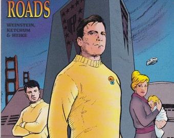Vintage Star Trek Comic Book, Star Trek Original Series, Number 74, August 1995, DC Comics