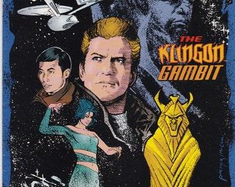 Vintage Star Trek Comic Book, Star Trek Original Series, Number 71, May 1995, DC Comics