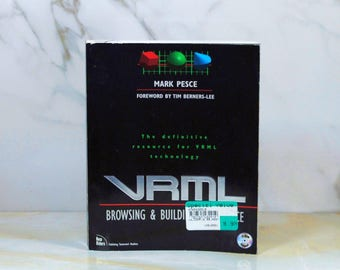 Vintage VRML, Browsing And Building Cyberspace, 1995
