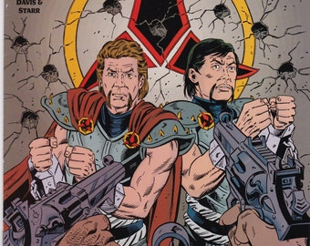 Vintage Star Trek Comic Book, Star Trek Original Series, Number 57, February 1994, DC Comics