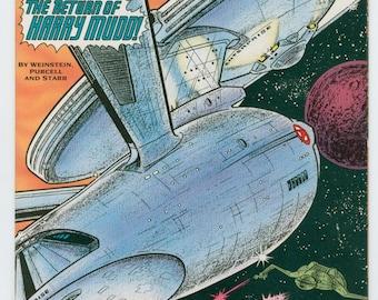 Vintage Star Trek Comic Book, Star Trek Original Series, Number 22, August 1991, DC Comics