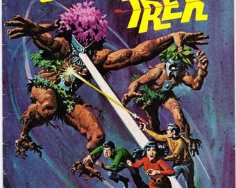 Vintage Star Trek Comic, No 22, January 1974, Star Trek, Original Series, Gold Key