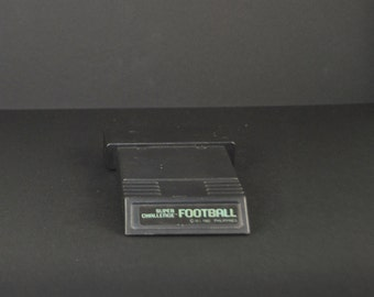 Vintage Atari 2600 Game Super Challenge Football 1982