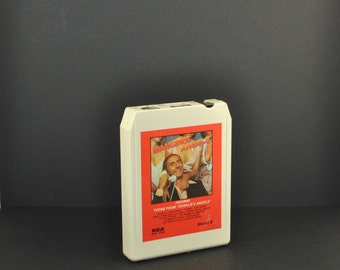 Vintage 8-Track Tape Of Henry Mancini Mancini's Angels 1977 - Enrico Nicola - Music - Recorded - Television - Theme Songs - Scores