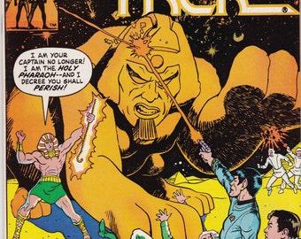 Vintage Star Trek Comic Book, Star Trek Original Series, Number 14, June 1981, Marvel Comics