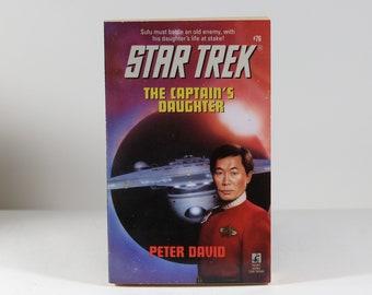 Vintage Star Trek: The Captain's Daughter #76 1995