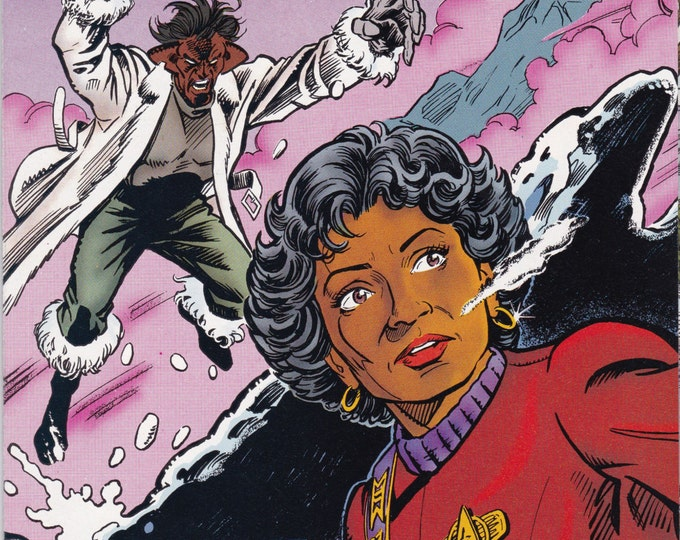 Vintage Star Trek Original Series Comic Book No 33, July 1992