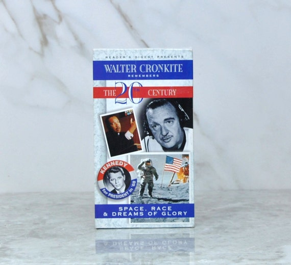 Vintage Readers Digest Presents Walter Cronkite Remembers The Etsy