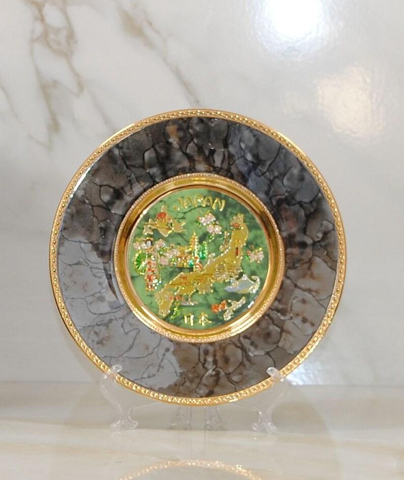 Antiques Antique Japanese Art Plate