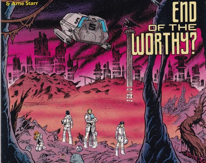 Star Trek Comic, No 15, January 1991, DC Comics, Star Trek Original Series
