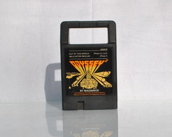 Odyssey 2 Out Of This World & Helicopter Rescue 1979 By Magnavox