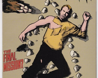 Vintage Star Trek Original Series Comic Book No 63, Sept 1994