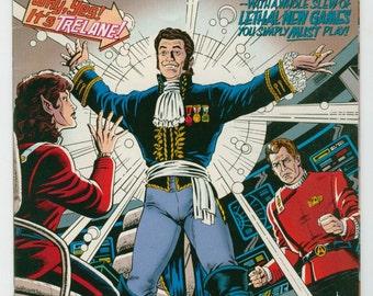 Vintage Star Trek Original Series Comic Book, DC Comics, TOS, Vintage Comic, Comic Books, Star Trek Comic, Comic, Spock, No 45, April 1993