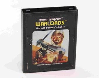 Vintage Atari 2600 Game, Warlords, Atari, 1981
