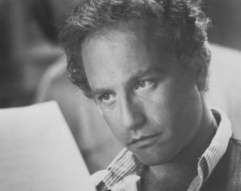 Vintage Photograph, Richard Dreyfuss in The Buddy System, 1990 8x10 Black White