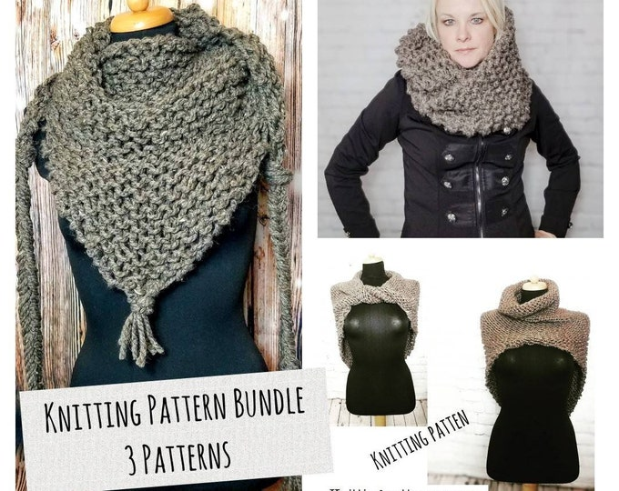 ALL WRAPPED UP ~ CROCHET PATTERNS ~ NEW ~ SALE ITEM