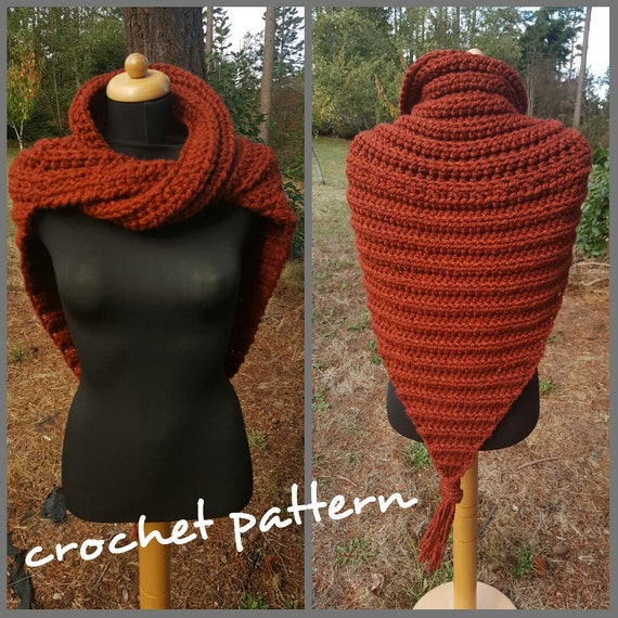 Infinity Cowl Shawl Crochet Pattern Outlander Shawl Crochet Etsy Classy Outlander Crochet Patterns