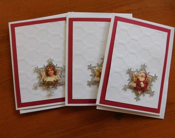 Handmade greeting cards for all creative and unique by lindaoakes 25 christmas cards on sale christmas card lot mixed lot christmas cards christmas card sale discounted christmas cards m4hsunfo