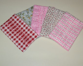 Pocket Size Tissue Holder Mailed Paper Pattern by Sew Practical, Mom and Pop Craft