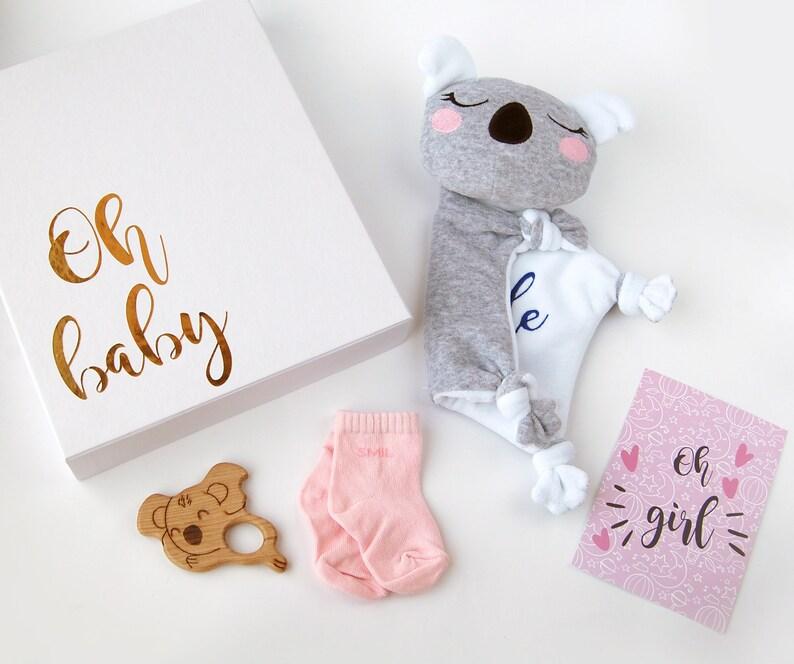 douche Couverture Personnalisé Bébé Garçon Nouveau Cadeau Bébé
