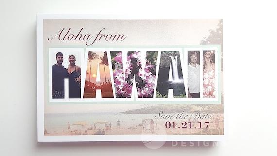 Wedding thank you card destination thank you card vintage postcard wedding postcard,travel theme