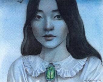 Still - Original Art, Watercolors