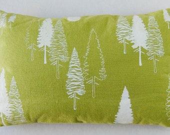 "11""x7"" Balsam fir pillow ""TREES"" / Coussin aromatique au sapin baumier ""ARBRES"""