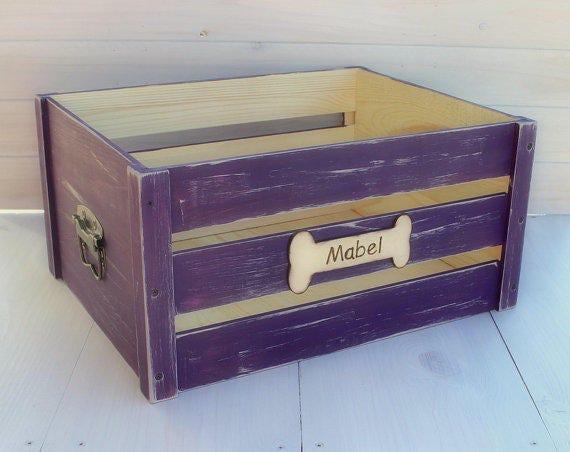 Toy Storage, Dog Toy Box, Wood Toy Storage, Dog Toys, Dog Crate, Toy Chest, Toy  Box Storage, Farmhouse Style Chic, Fixer Upper Style