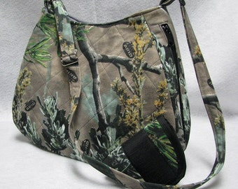 Concealed Carry Purse, Concealment purse, conceal weapon purse, Zippered side pocket holster, concealed carry handbag, Holster Purse