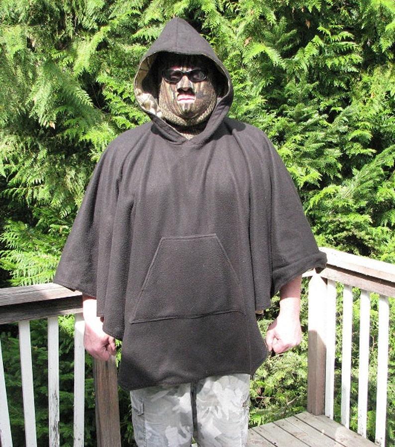 mens poncho, poncho mens, man poncho, poncho, hooded poncho, fleece poncho,  drug rug, poncho for men, mens hooded poncho, hippie poncho