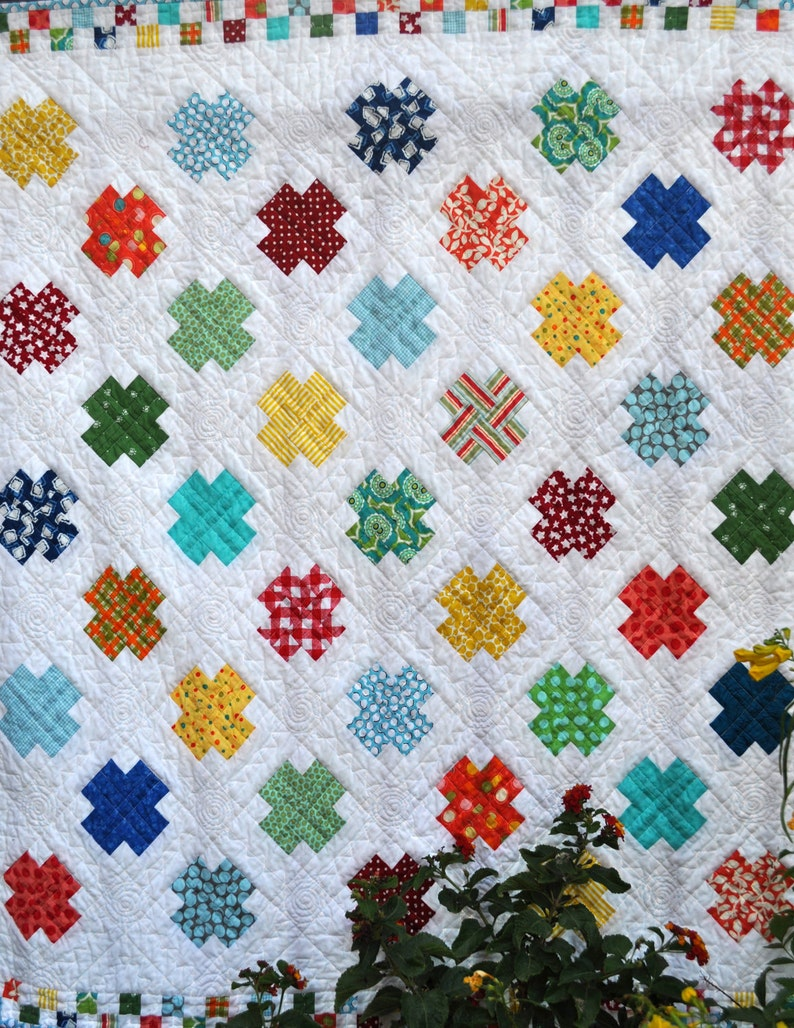 The X Factor Quilt Pattern