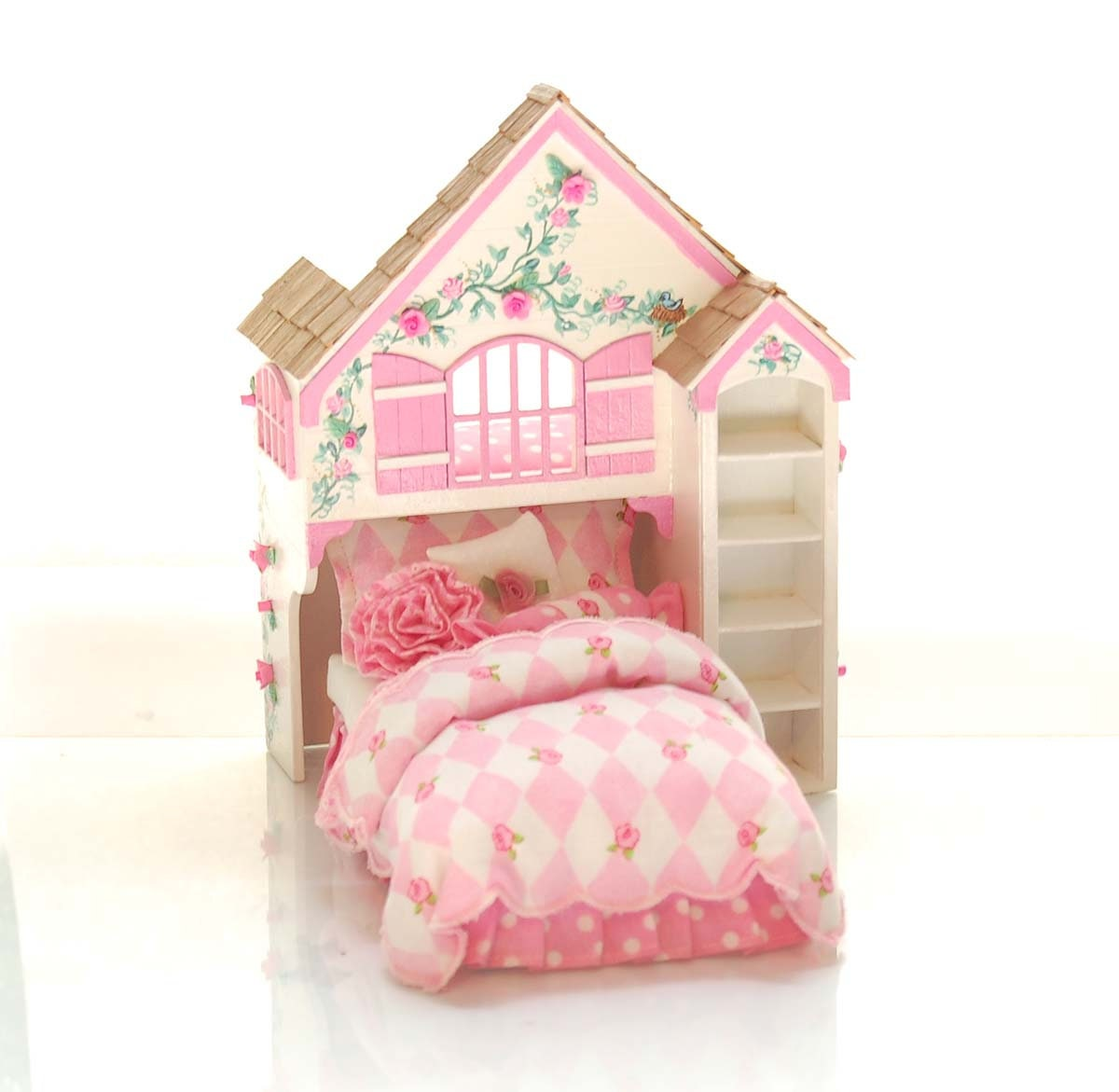 1:12 Miniature Personalized Hand Painted Dollhouse Sign