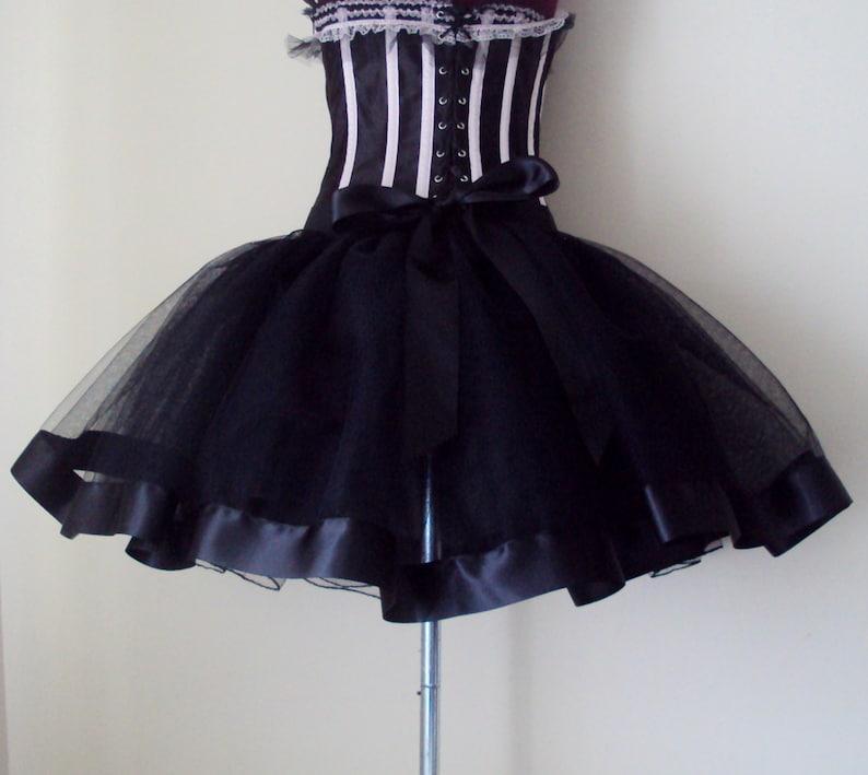 Black Tutu Skirt all sizes at checkout.