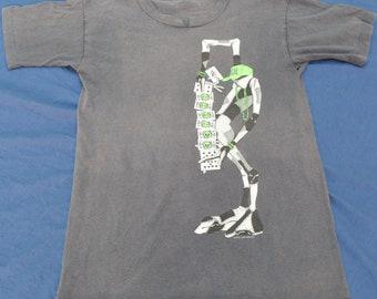 4b7c6a7e74 1990 Ray Barbee Powell Peralta Skateboards Shirt T-Shirt Size S Tony Hawk Bones  Brigade Skateboarding