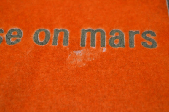 Rare 90's Mouse On Mars Shirt Size L Synth Pop El… - image 3