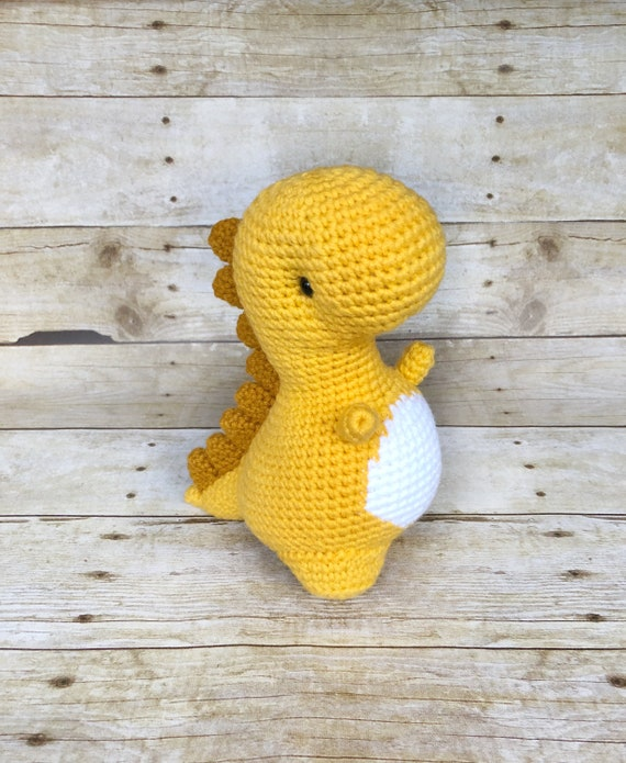 Dinosaur Crochet Patterns Amigurumi Dinosaur Free Pattern ... | 695x570