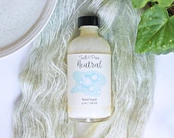 Neutral Wool Wash
