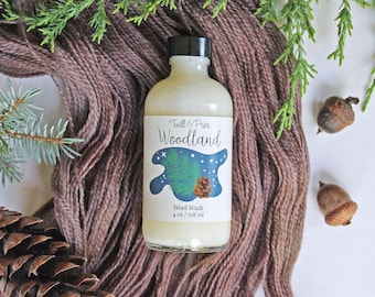 Woodland Wool Wash
