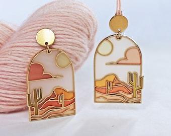 Desertscape Earring