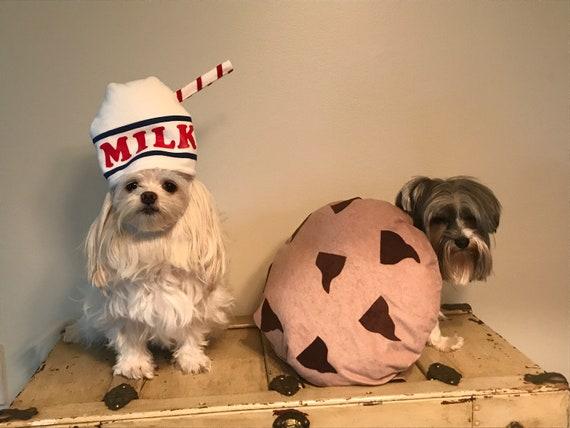 chocolate chip cookie dog halloween costume etsy