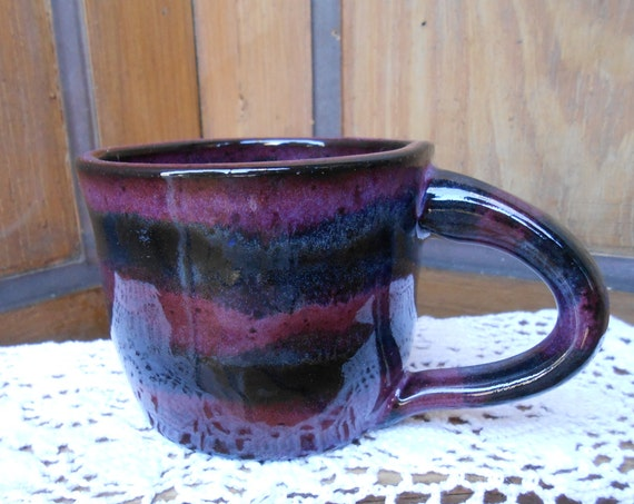 Outerspace Ceramic Thrown Mug