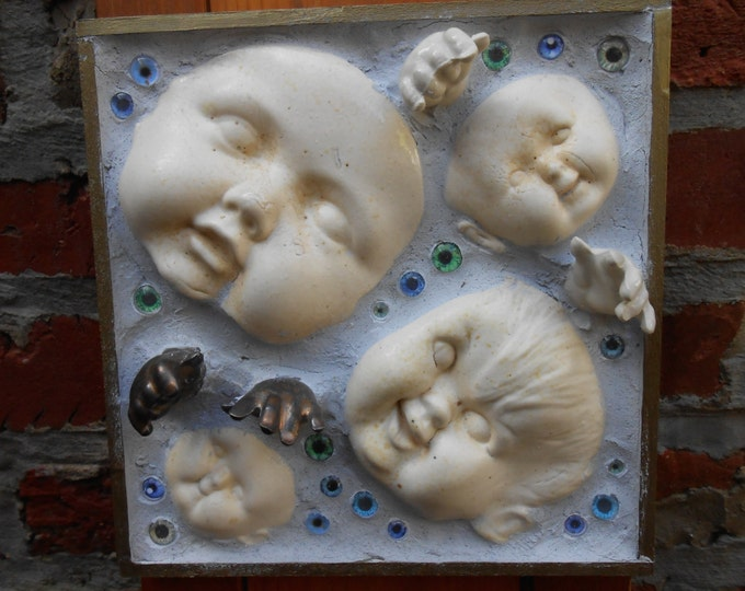 You've Got the Cutest Lil Baby Face ceramic mosaic