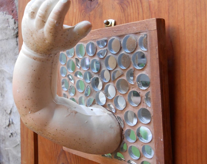 Doll Arm Mosaic