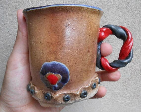 Ceramic Circus Mug